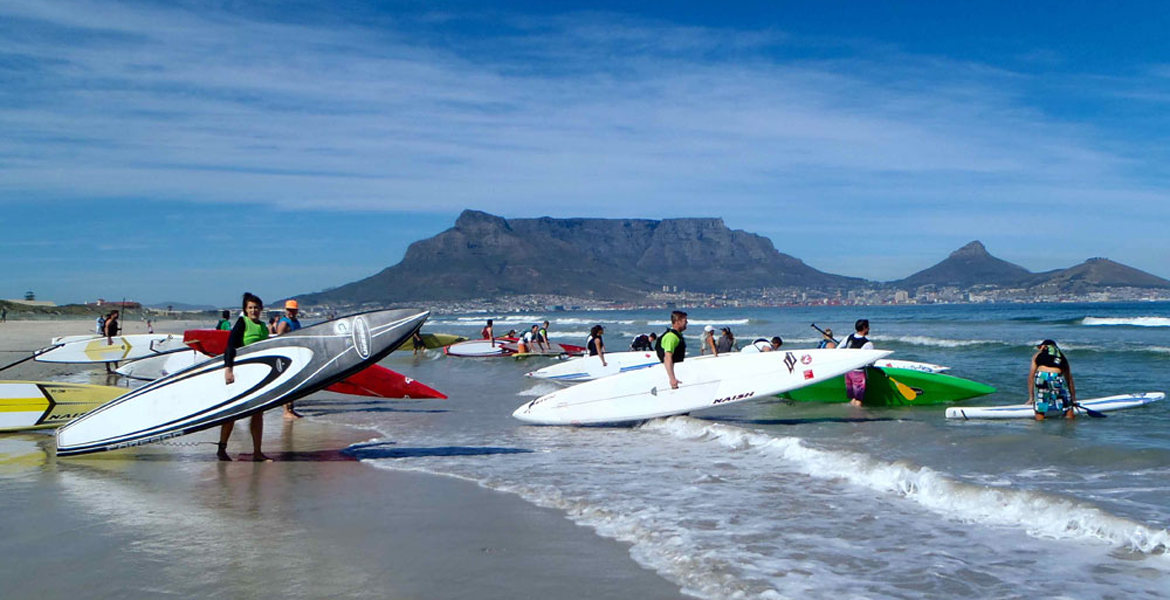 Battle of the Bay, Cape Town