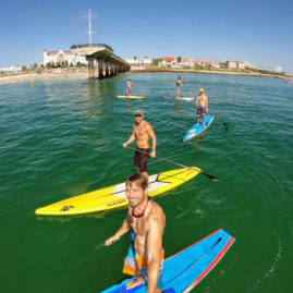 SUNSHINE COAST SUP CLUB – PE