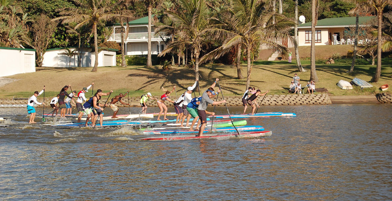 Starboard Zinkwazi 10km SUP Race