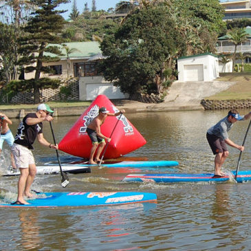 Frick Reclaims Former Starboard Zinkwazi 10km SUP Race Title