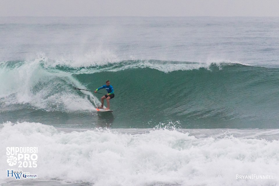 SUP Durbs Pro 2015 Wave results