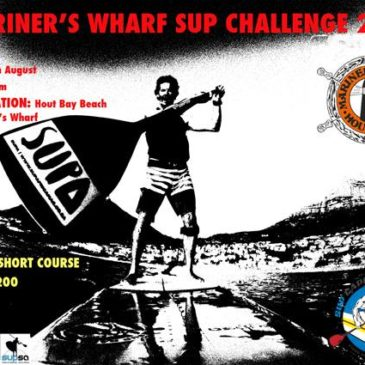Mariner's Wharf SUP Challenge – Hout Bay – 15th August