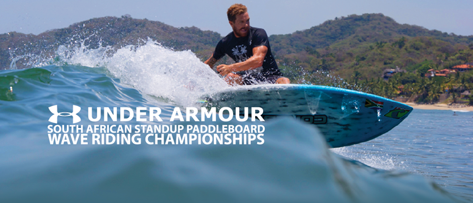 Under Armour South African Stand Up Paddleboard Wave Championships