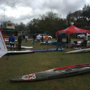 2015 Starboard Emmarentia 10Km SUP Race