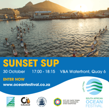 The SUP Club Classic 2015, V&A Waterfront