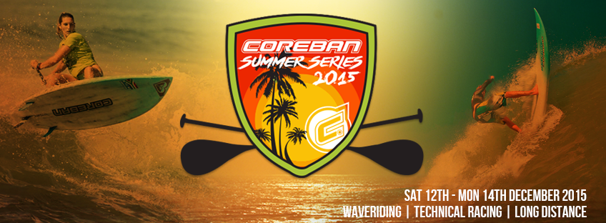 Coreban Summer Series 2015 Wave & Race Event
