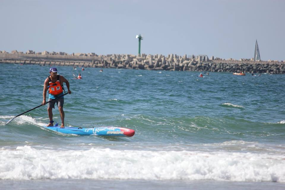 2016 king of the bay sup race durban