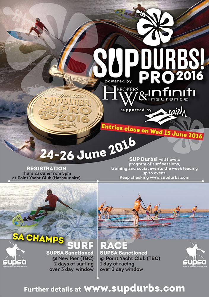 SUPDurbs!PRO2016_Flyer