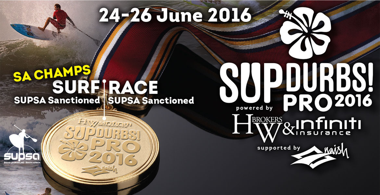 SUPDurbs! Pro Entries