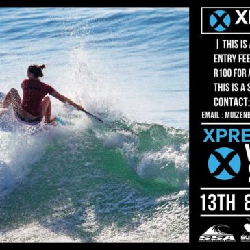 XPRESSION ON THE BEACH WAVE CLASSIC 2016 – 13TH & 14TH AUGUST