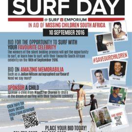 Celebrity Surf Day at Surf Emporium