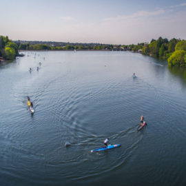Starboard Emmarentia Altitude SUP Race Results and Pictures