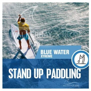 Hi-Tec Walkerbay Xtreme SUP Race