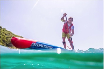 South African SUP and Prone Team 2017- Chris Couve