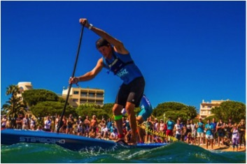 South African SUP and Prone Team 2017 - Dylan Frick
