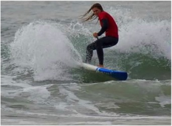 South African SUP and Prone Team 2017- Khara Doyle