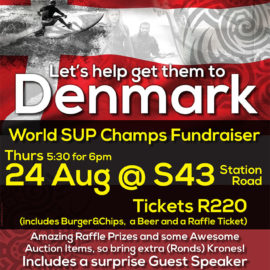 Support the SA SUP Team
